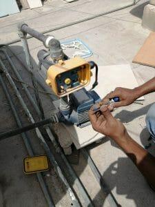 Plumbing service Doha.
