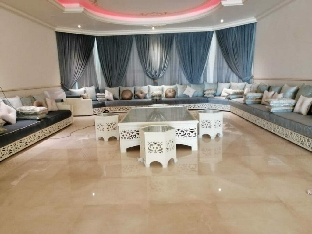 Curtains & Sofa services in Doha
