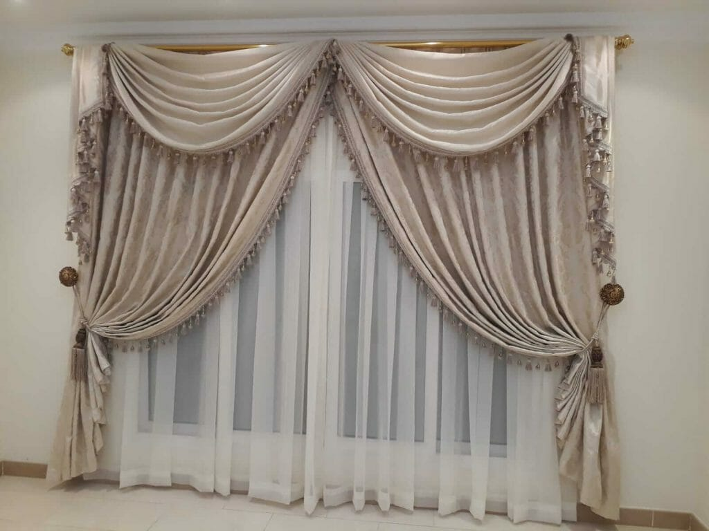 Curtains services in Doha